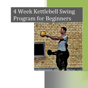 kettlebell swing beginner program