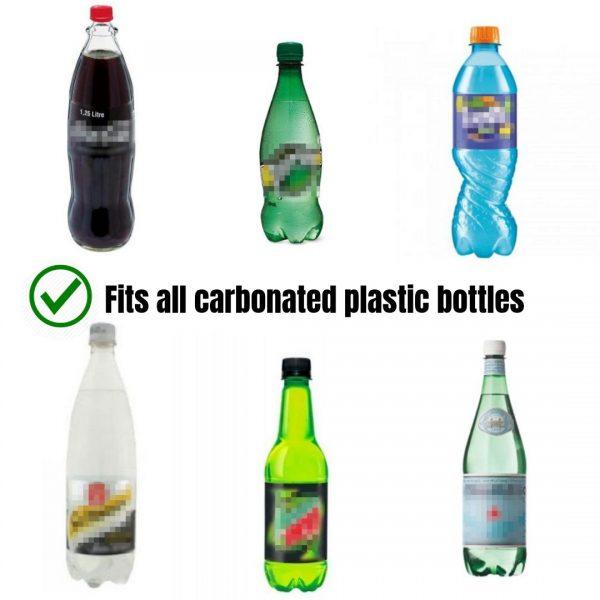 Bottles that fit pahlavandle