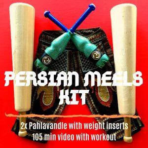persian meels kit