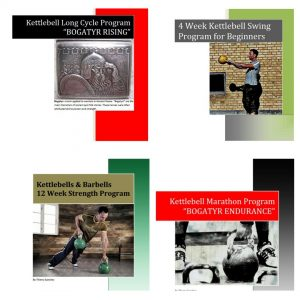kettlebell ebooks bundle