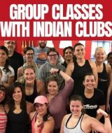 group classes with Indian clubs