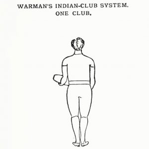 heavy indian club exercises by warman