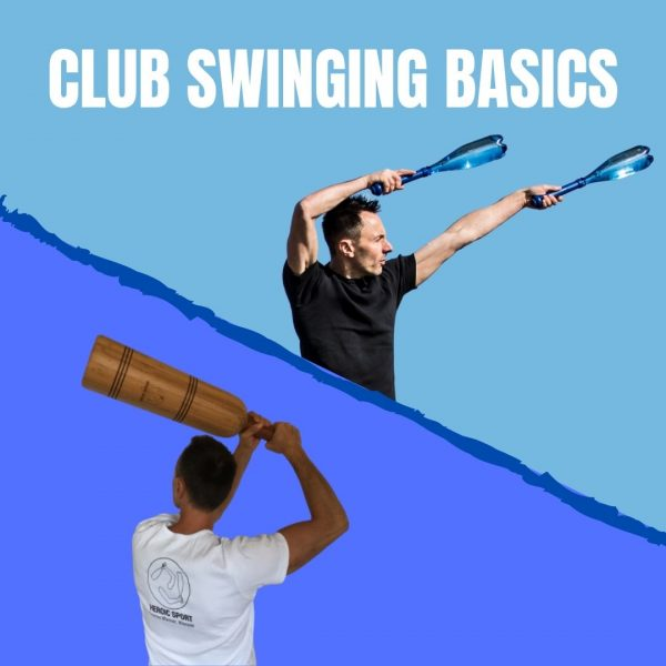 Club swinging basics video course