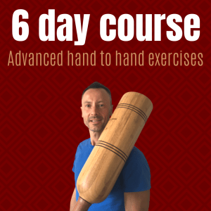Indian clubs 6 day course w