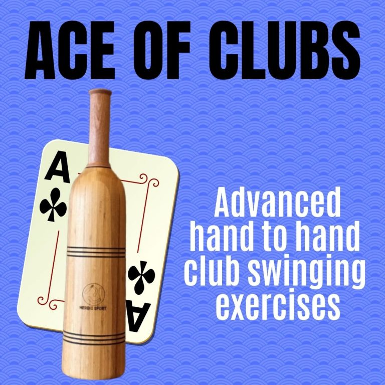 Ace of clubs Indian clubs program