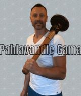 pahlavandle gama plate loadable mace