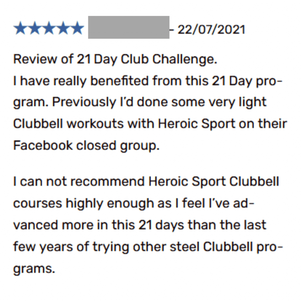 Indian clubs for beginners review